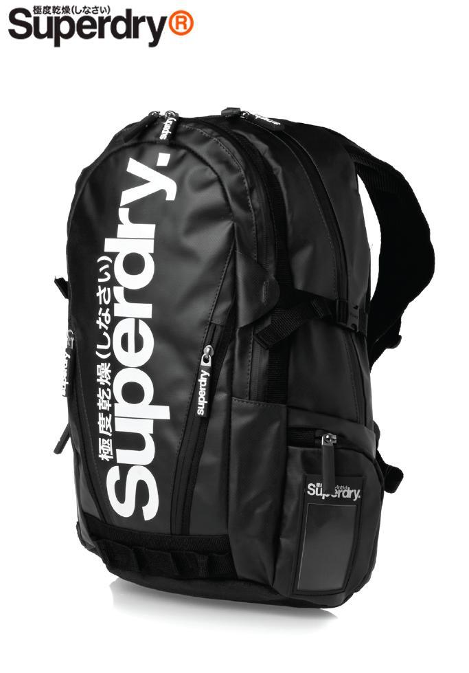 1df0137af2ea  SUPERDRY BACKPACK  100% Waterproof Heavy Duty Multifunction Laptop Backpack