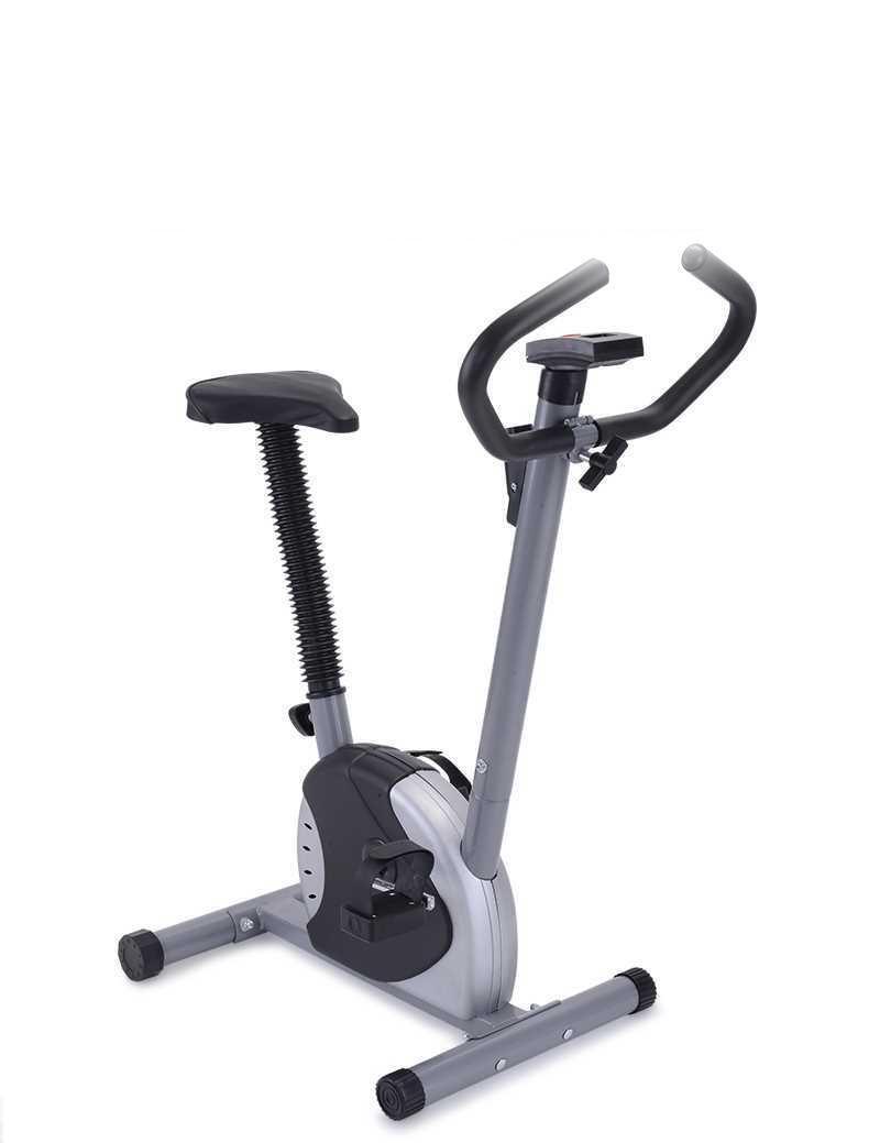 JIJI Stationary Fitness Bike BP-021Grey (FREE Installation) - Stationary Bikes / Cardio