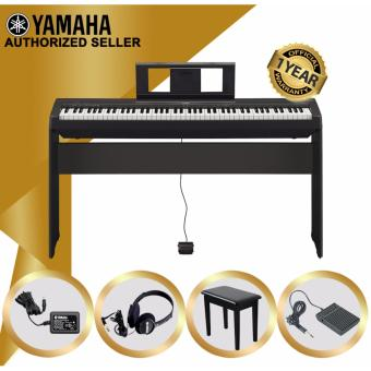 Authorized Seller - Yamaha P-45 Digital Piano - With Piano Stand & Bench