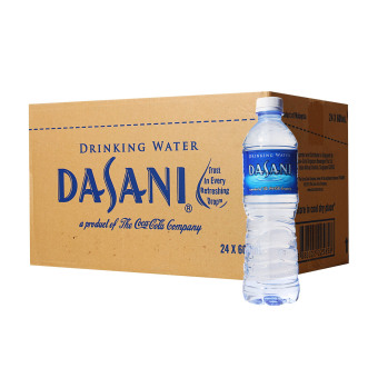 Dasani Drinking Water - PET 600ML x 24