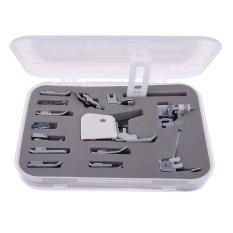 15pcs Sewing Machine Presser Walking Feet Foot Kit Set - Intl