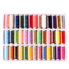 39-Color 402 Fine Sewing Thread For Hand Sewing Industrial Machine