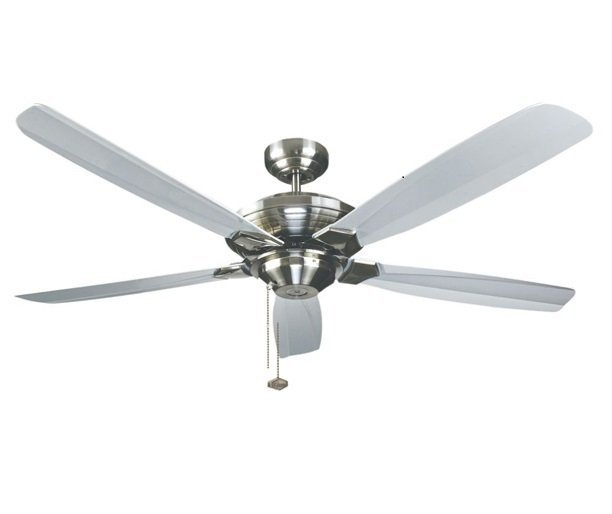 fanco air track 56 ceiling fan silver lazada singapore. Black Bedroom Furniture Sets. Home Design Ideas