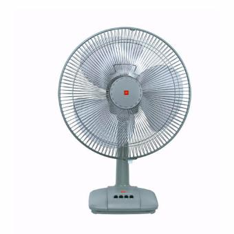 KDK A40AS Table Fan Silver/Grey