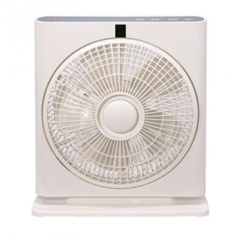 KDK SD30H Box Fan with Remote (Grey)