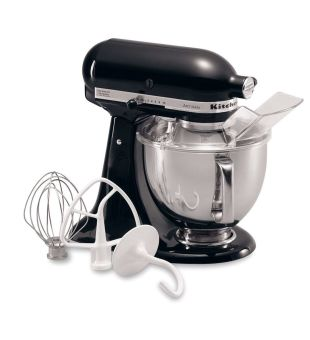 Kitchenaid Stand Mixer Ksm150 Onyx Black Lazada Singapore