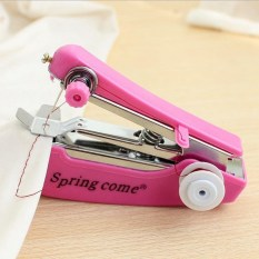 Mini Portable Hand Sewing Machine Convenient Easy To Use 11*7.5*3*3.5cm