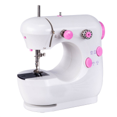 Multi-Function Mini Portable Electric Sewing Machine