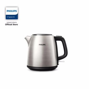 Philips Daily Collection Stainless Steel Kettle 1.0L - HD9348/12