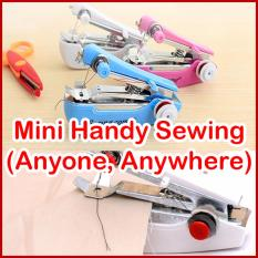 Springcome Korea Mini Handy Sewing Machine - Intl