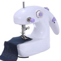 Vnxkf-4290sa Automatic Tread Handheld Rewind Sewing Machine(white) - Intl