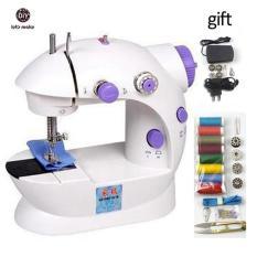 Xkfjs-58380a Handheld Rewind Sewing Machine(white) - Intl
