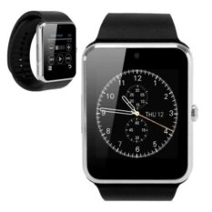 100% Original New 2.0 Version Wearables Smart Watch - Silver - Intl