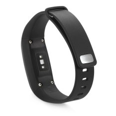14mm Silicone Band For V07 Smart Watch (black) - Intl