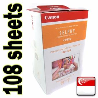 Canon Selphy Paper RP-108IN 108 sheets