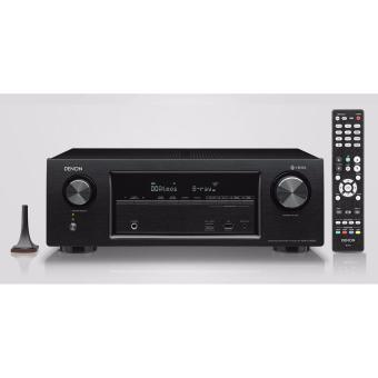 Denon AVR-X1400H 7.2 channel AV Receiver (Black)