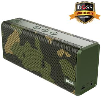 DOSS SoundBox Color Portable Wireless Bluetooth Speaker