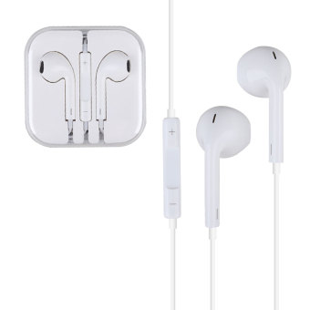 Earphone Earbud Headphone 3.5mm Headset For Apple iPhone iPod iPodTouch