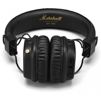 Marshall Major II Bluetooth Over-The-Ear Headphone (Black)
