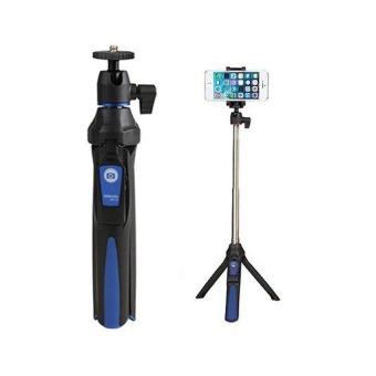Mefoto MK-10 Selfie Pod 850mm Mini Mono/Tripod (Blue)
