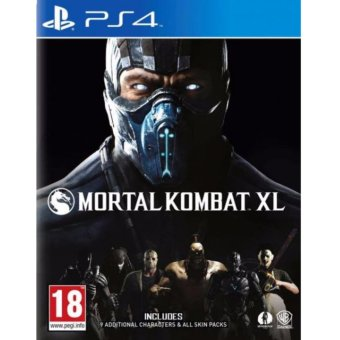 PS4 Mortal Kombat XL (R3)