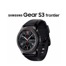 Samsung Gear S3 Frontier Smartwatch Sm-R760 Bluetooth Ver. [dark Gray] - Intl