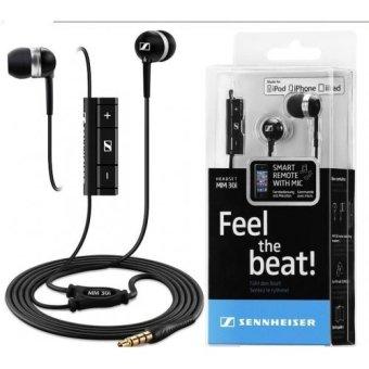 Sennheiser MM 30i In-Ear Headphone (Black)