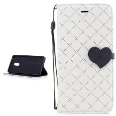 ... Simple Style Wallet Style Premium Soft TPU PU Leather Flip Stand Shell Protection