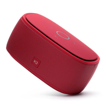 Smart Music K3 Wireless Bluetooth Speaker (Red)