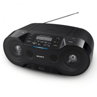 Sony ZS-RS70BT BoomBox Bluetooth NFC MP3 Radio Player with USB FM/AM