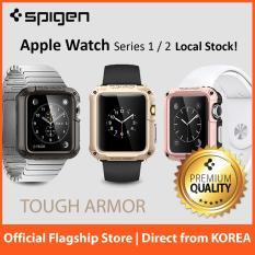 Spigen Apple Watch Series 2 Case Tough Armor 42mm (champagne Gold)