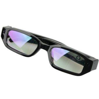 Black Frame Glasses Singapore : Spy Glasses black Frame HD Lazada Singapore