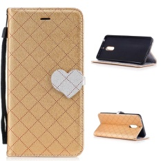 ... Stand Shell Protective Bumper Cover Filp PU Leather Phone Case For Nokia 6 5 5