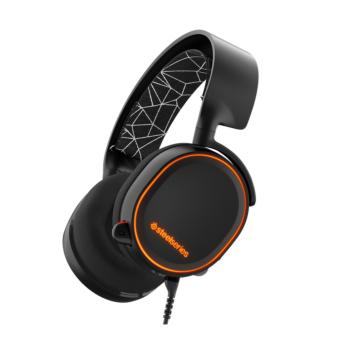 STEELSERIES ARCTIS 5 HEADPHONE-BLACK