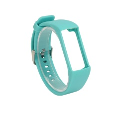 Strap Holder For Polar A360 Fitness Tracker Silicone Wrist Sports Bands – Teal