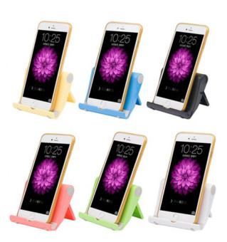 Tablet computer mobile phone holder mobile phone desktop stand iPad