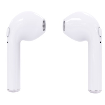Twins Wireless Earbuds Mini Bluetooth V4.2 Stereo Headset Earphone - intl