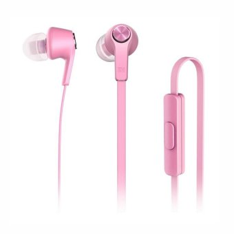 Xiaomi Mi Piston Colors In-Ear Earphone 20-20000 HZ Edition (Pink)