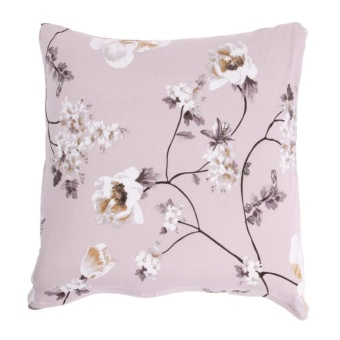 1pc Elastic Soft Printed Pillow Cases Pillow Cushion Cover(Floral) - intl