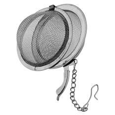 ... 360DSC Progressive Mesh Tea Ball Infuser Silver