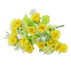Broadfashion 12 Heads Bouquet Artificial Lavender Fake Garden Plant Source · Bluelans 1 Bouquet 21 Head