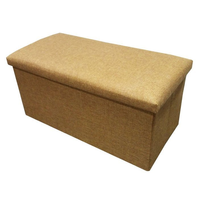 Storage Ottoman Type A Extra Large Brown Lazada Singapore