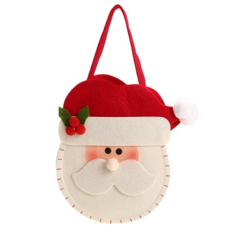 Christmas Decorations Xmas Creative Gift Candy Bag - intl