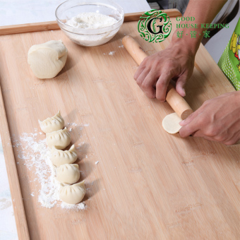 Good Housekeeping large dumplings cutting board chopping board