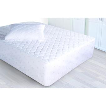 Jean Perry Anti Dustmite Fitted Mattress Protector Super Single