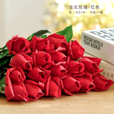 Living Room Ornaments Wedding Floral Rose Part 74