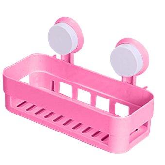 multipurpose kitchen storage holder bathroom shelf pink lazada singapore