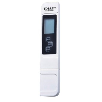 Portable 3 in 1 LCD Digital TDS EC PPM Water Quality Meter Tester Pen (EXPORT)