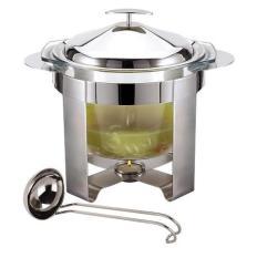 regent soup warmer with cover u0026 ladle - Soup Warmer