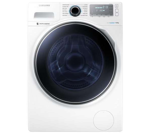 largest home washing machine